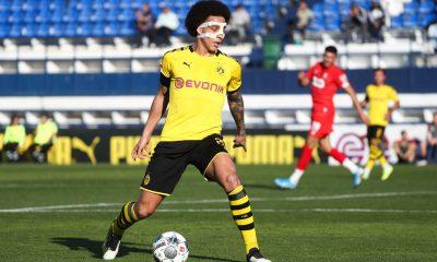 Witsel place le PSG en favori pour le 8e de finale de la Ligue des Champions face à son Borussia Dortmund