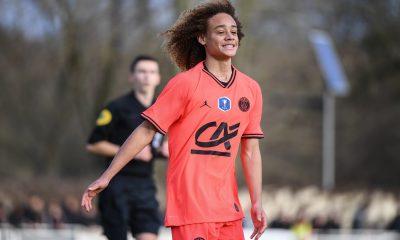 Xavi Simons convoqué avec les Pays-Bas U17