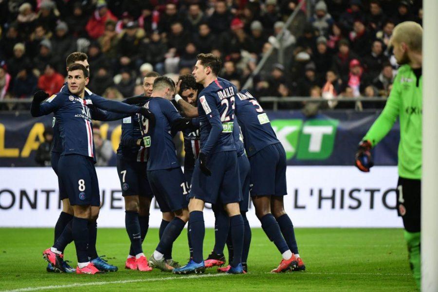 Résumé Reims/PSG (0-3): La vidéo du but et temps forts Parisiens