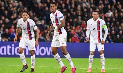Des défenseurs au PSG doutent du 4-4-2 installé par Tuchel, tente d'expliquer L'Equipe