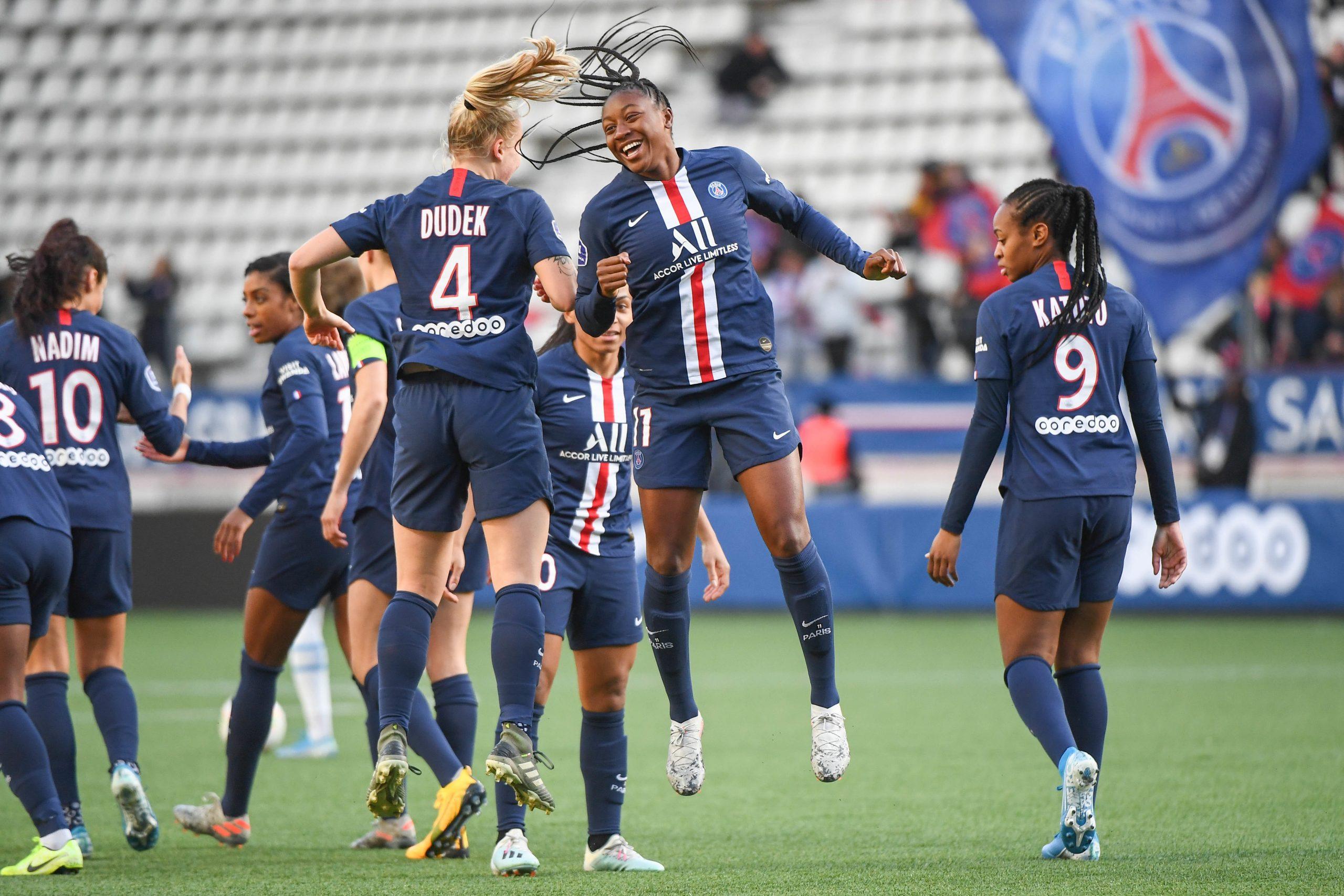 PSG/OM - Tous 11 buts de la victoire 11-0 des Parisiennes !