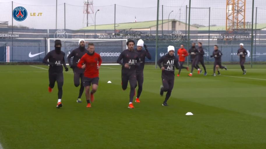 Les images du PSG ce jeudi : reprise de l'entraînement, Leonardo présent à celui des Féminines
