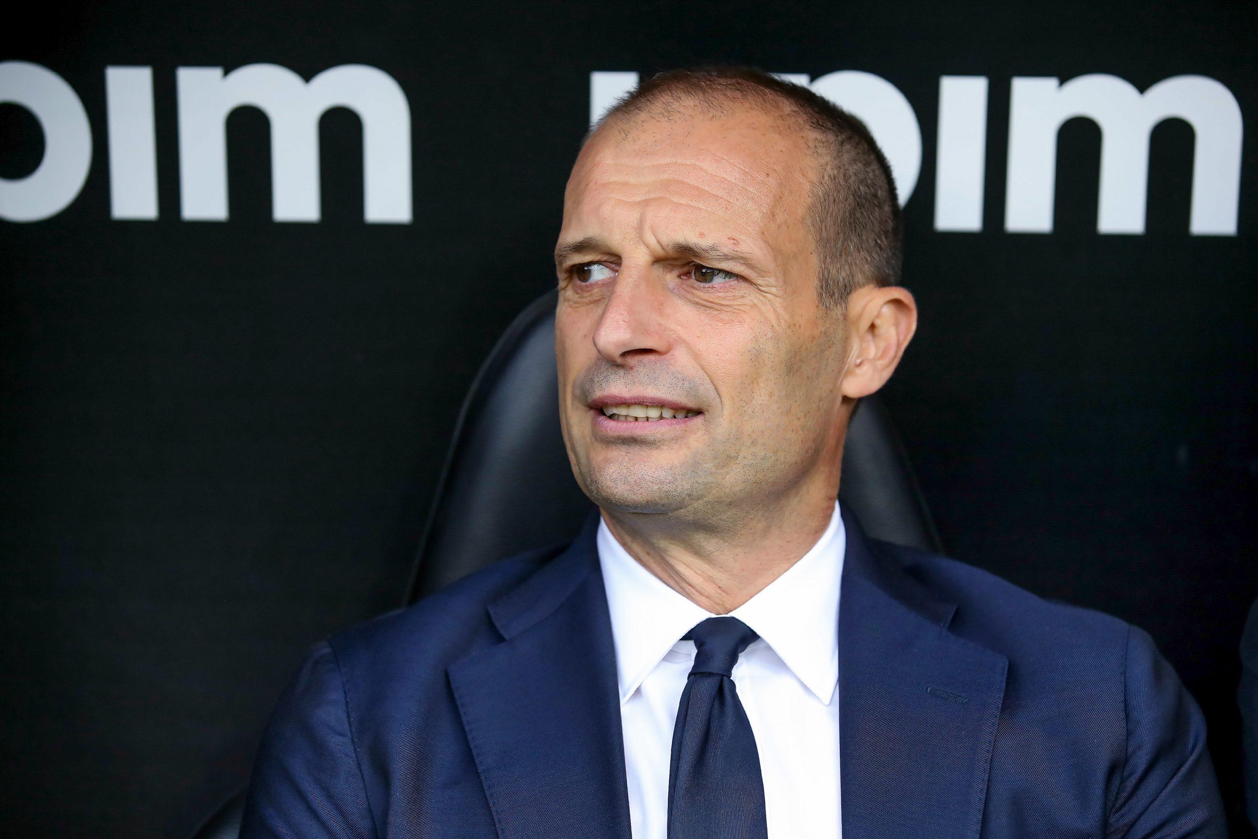 """Mercato - Allegri veut """"revenir"""" en septembre et dément les contacts avec le PSG"""