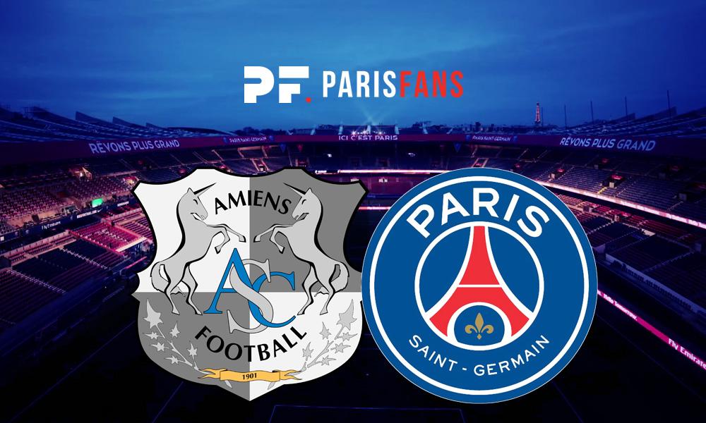 Amiens/PSG - Les équipes officielles : Herrera et Bakker titulaires, Verratti et Marquinhos sur le banc