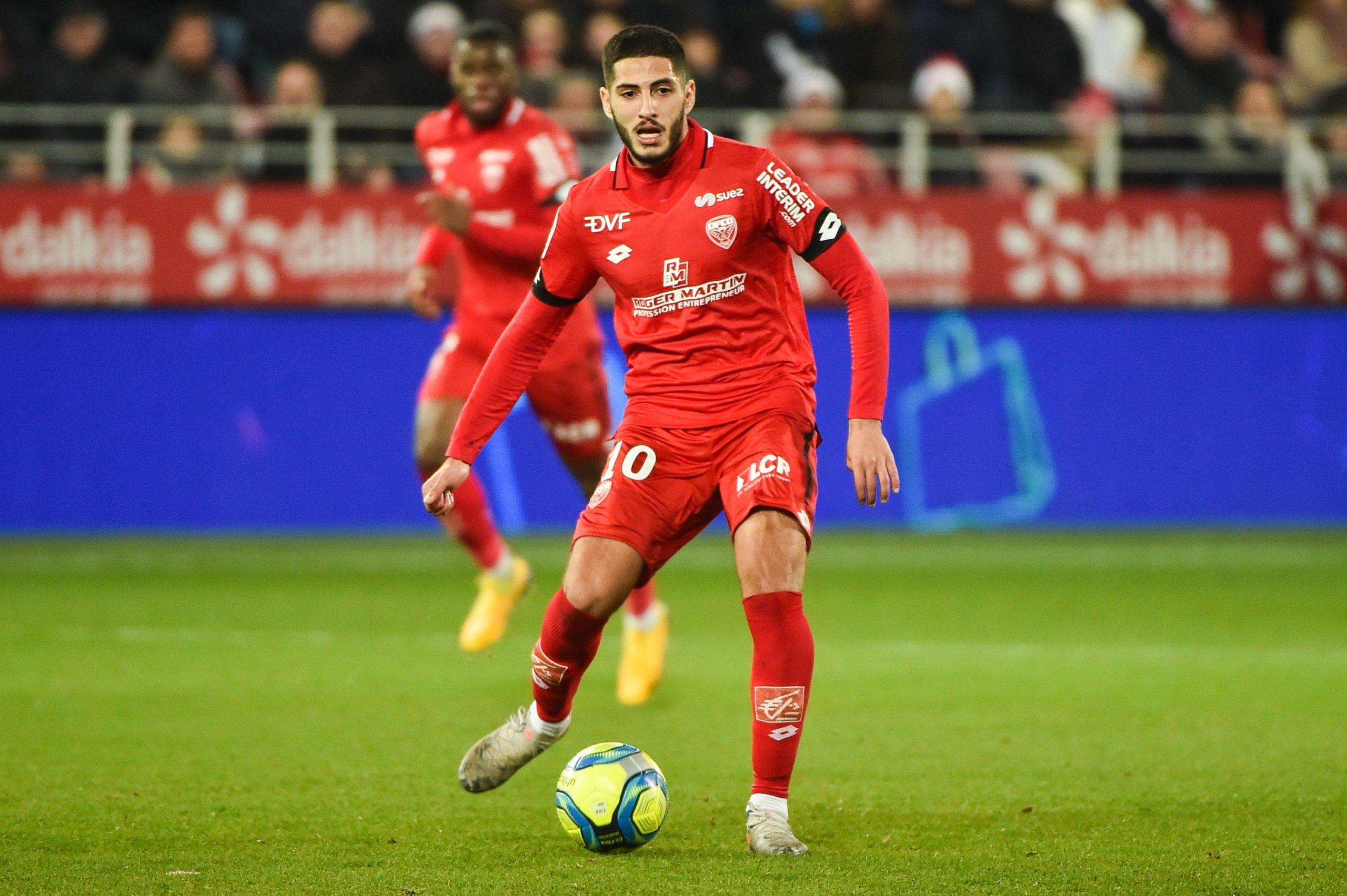 PSG/Dijon - Benzia, Chouiar et Gomis forfaits face à Paris