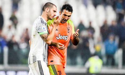 Bonucci assure que Buffon n'est pas déçu par son passage au PSG et qu'il a découvert une vie moins stricte