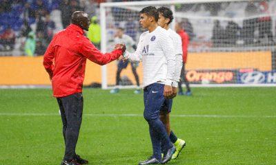 """Dortmund/PSG - Camara explique que les Parisiens n'ont pas peur de """"l'atmosphère"""""""