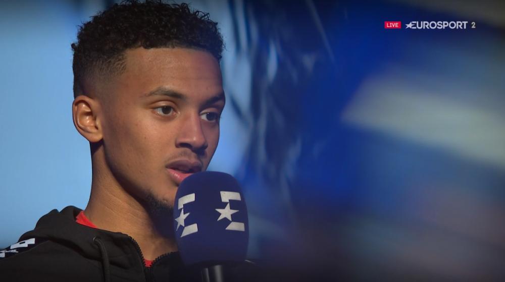 Dijon/PSG - Chouiar évoque le «coup derrière la tête» mis par le 2e but