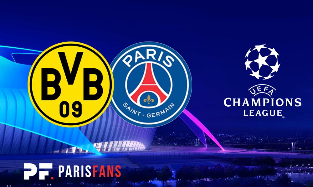 Dortmund/PSG – Le PSG dénonce le traitement subi par ses supporters