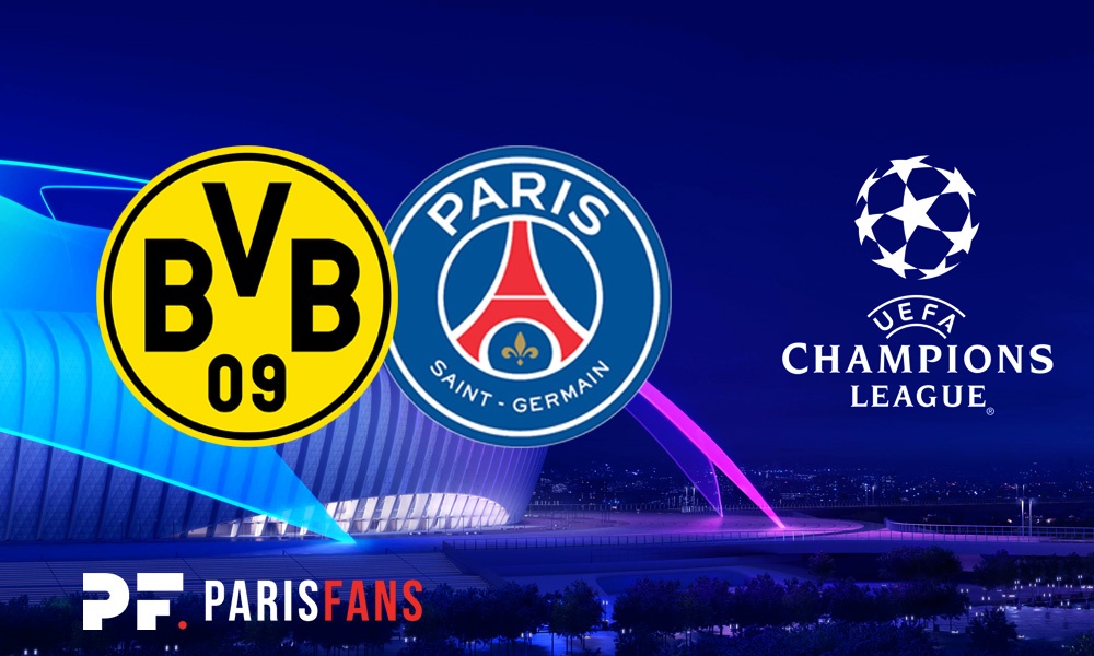 Dortmund/PSG - Chaîne et horaire de diffusion