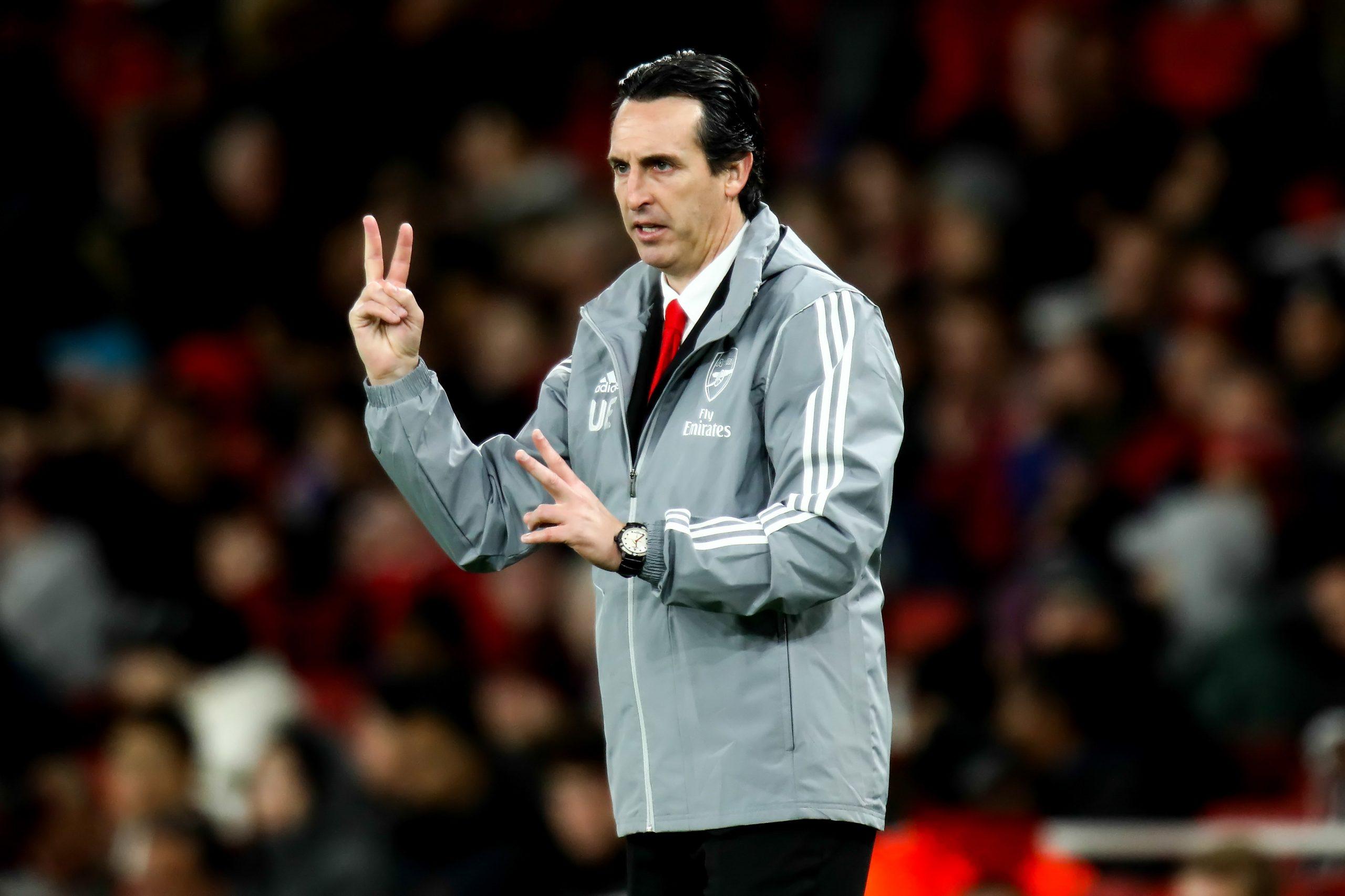 """Emery encense le projet du PSG et invite la France à être """"reconnaissante"""""""