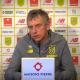 """Nantes/PSG - Gourcuff annonce l'envie de """"ne pas déroger à nos principes de jeu"""""""