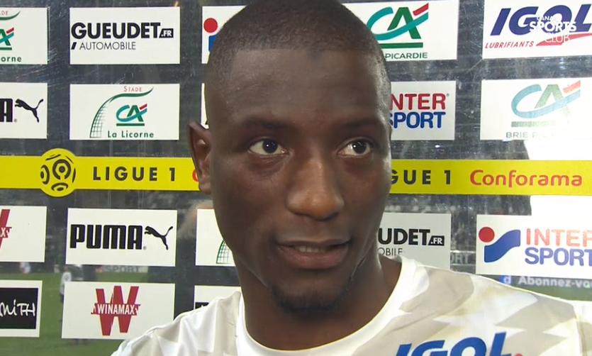 Amiens/PSG - Guirassy est content du match même s'il aurait préféré prendre 3 points