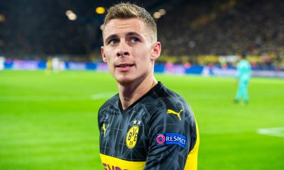 "Hazard affirme que le PSG ""s'en sort bien"""