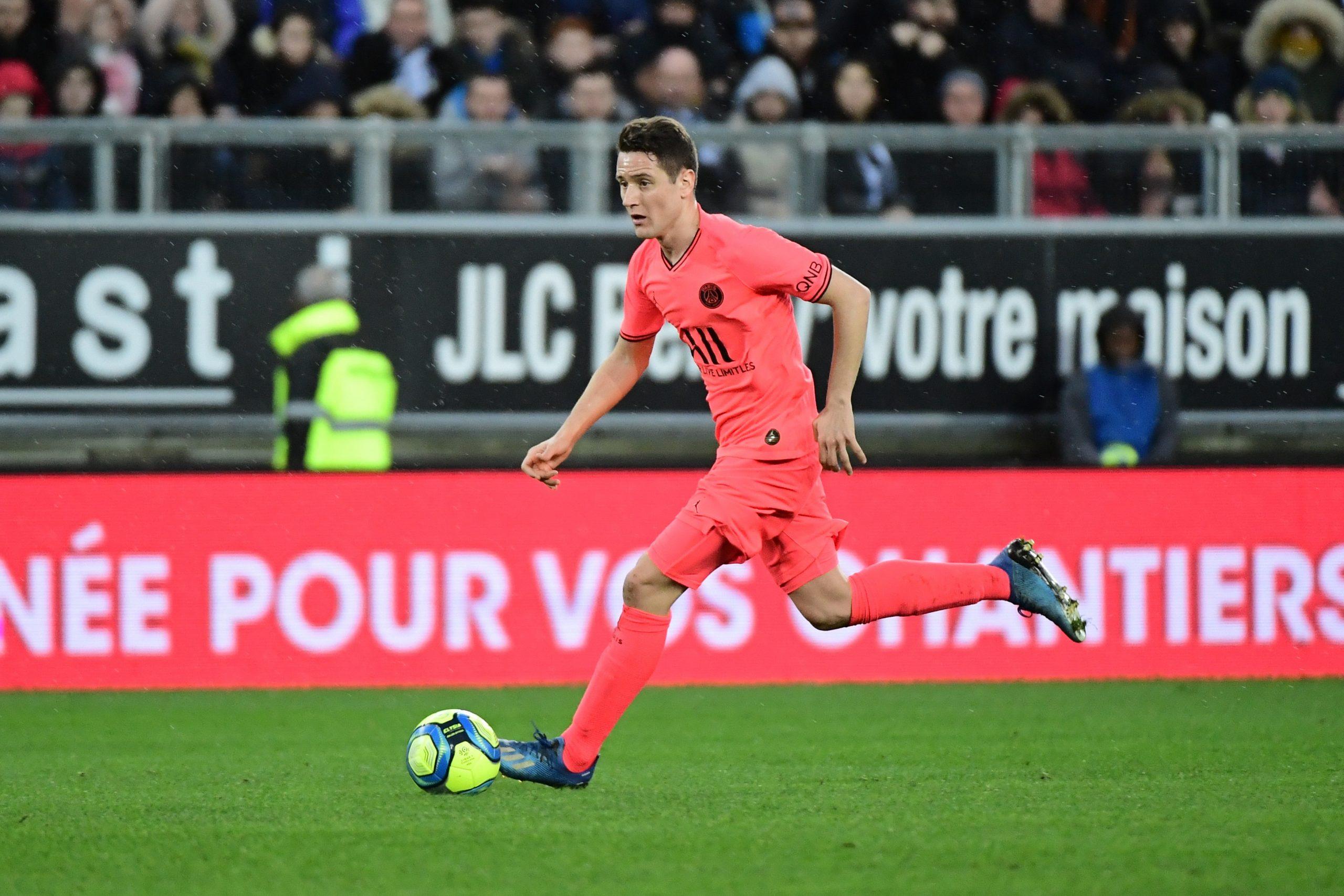 Herrera ne s'inquiète pas avant Dortmund et pense qu'Amiens va se maintenir en Ligue 1