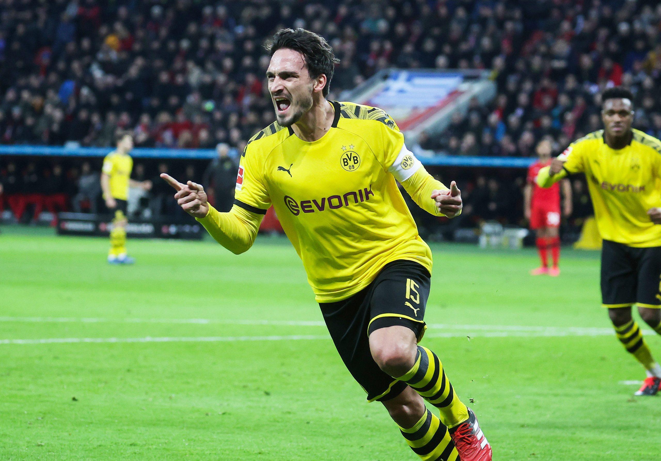 """Dortmund/PSG - Hummels est confiant """"le PSG sait à quoi s'attendre ici"""""""