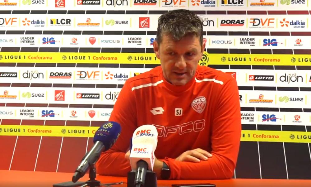 """PSG/Dijon - Jobard concède que """"le score reflète bien l'écart"""" même s'il a vu de bonnes choses"""