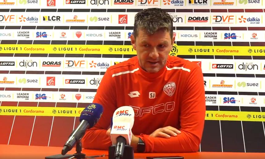 """PSG/Dijon - Jobard espère d'avoir des """"temps de possession"""" et de """"l'audace"""""""