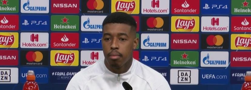 Dortmund/PSG - Kimpembe assure «on est prêt à 120%.»