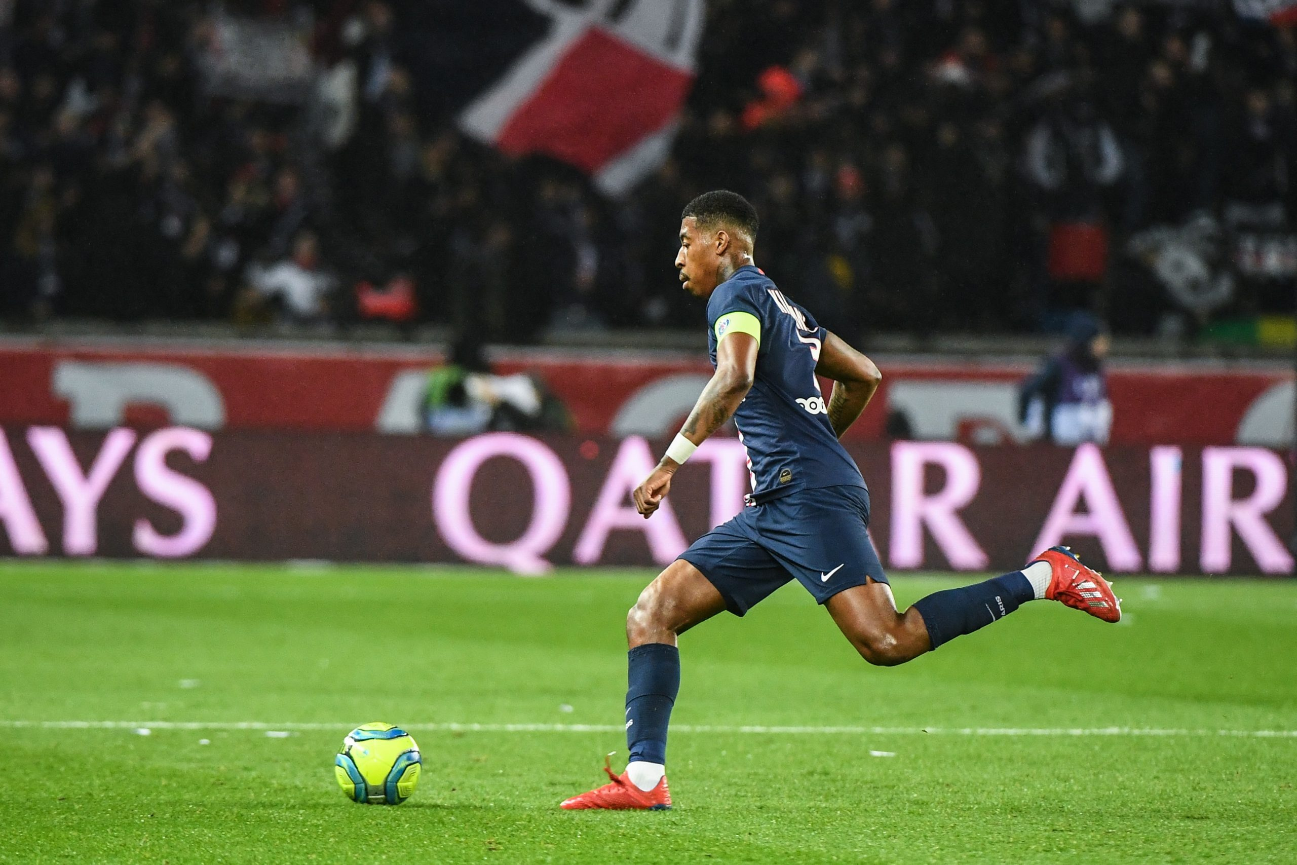 Le Parisien fait le point sur les blessés du PSG, Kimpembe incertain face à Dortmund