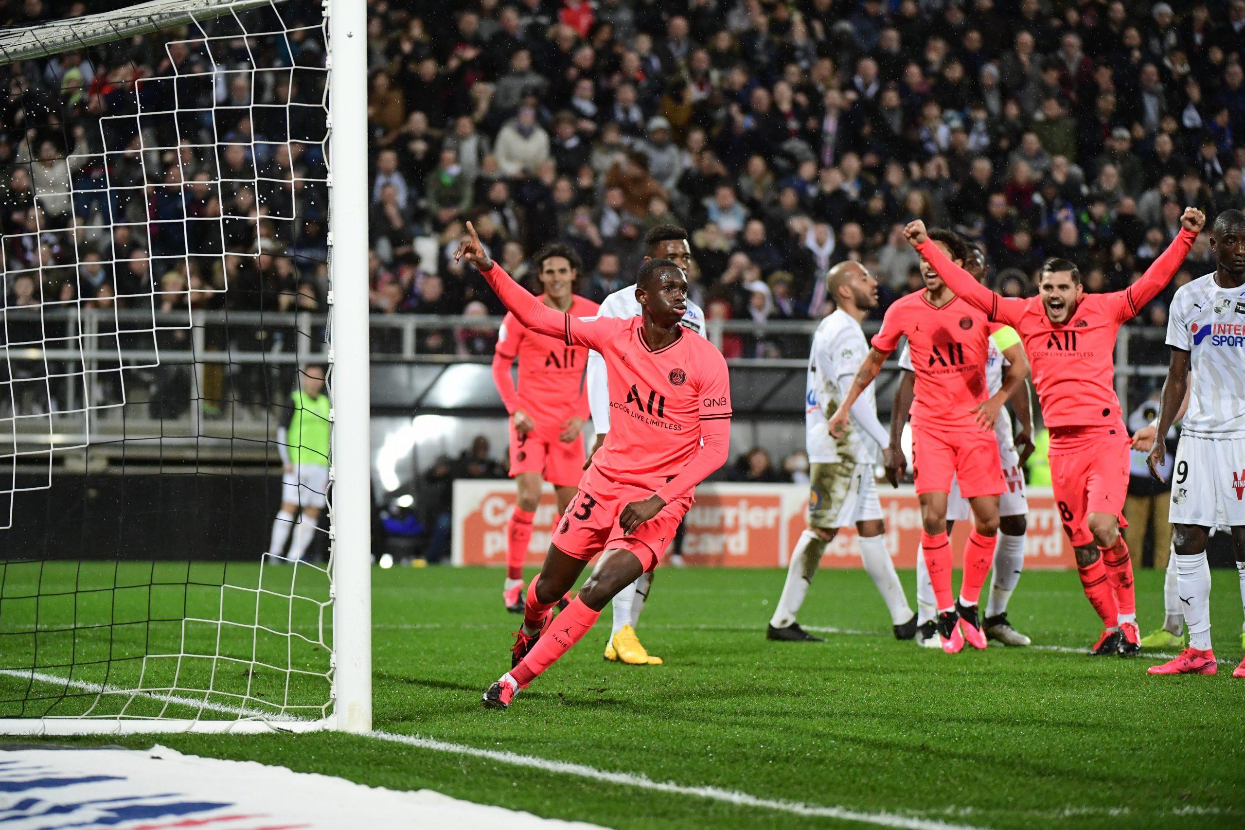 Kouassi donne son sentiment sur Amiens/PSG et évoque son doublé