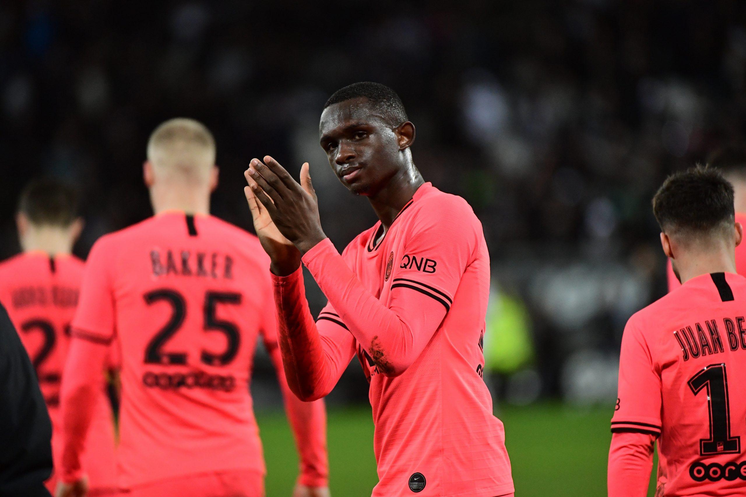 Kouassi est le plus jeune joueur à inscrire un doublé en Ligue 1 depuis 1976