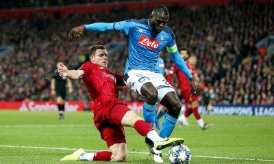 Mercato - Koulibaly n'intéresse pas seulement le PSG et Naples a fixé la barre très haut, selon le Corriere dello Sport