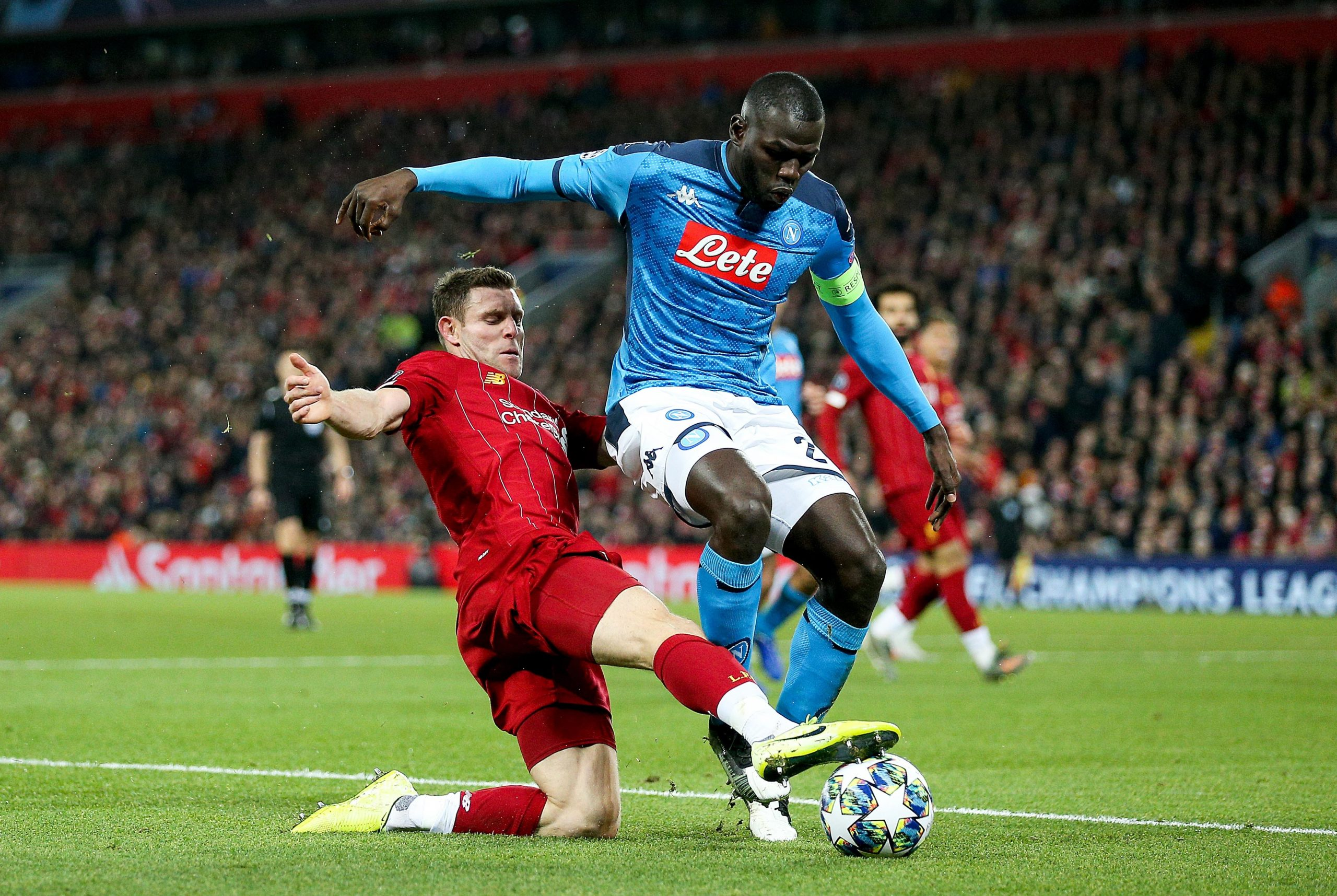 Mercato – Koulibaly n'intéresse pas seulement le PSG et Naples a fixé la barre très haut, selon le Corriere dello Sport