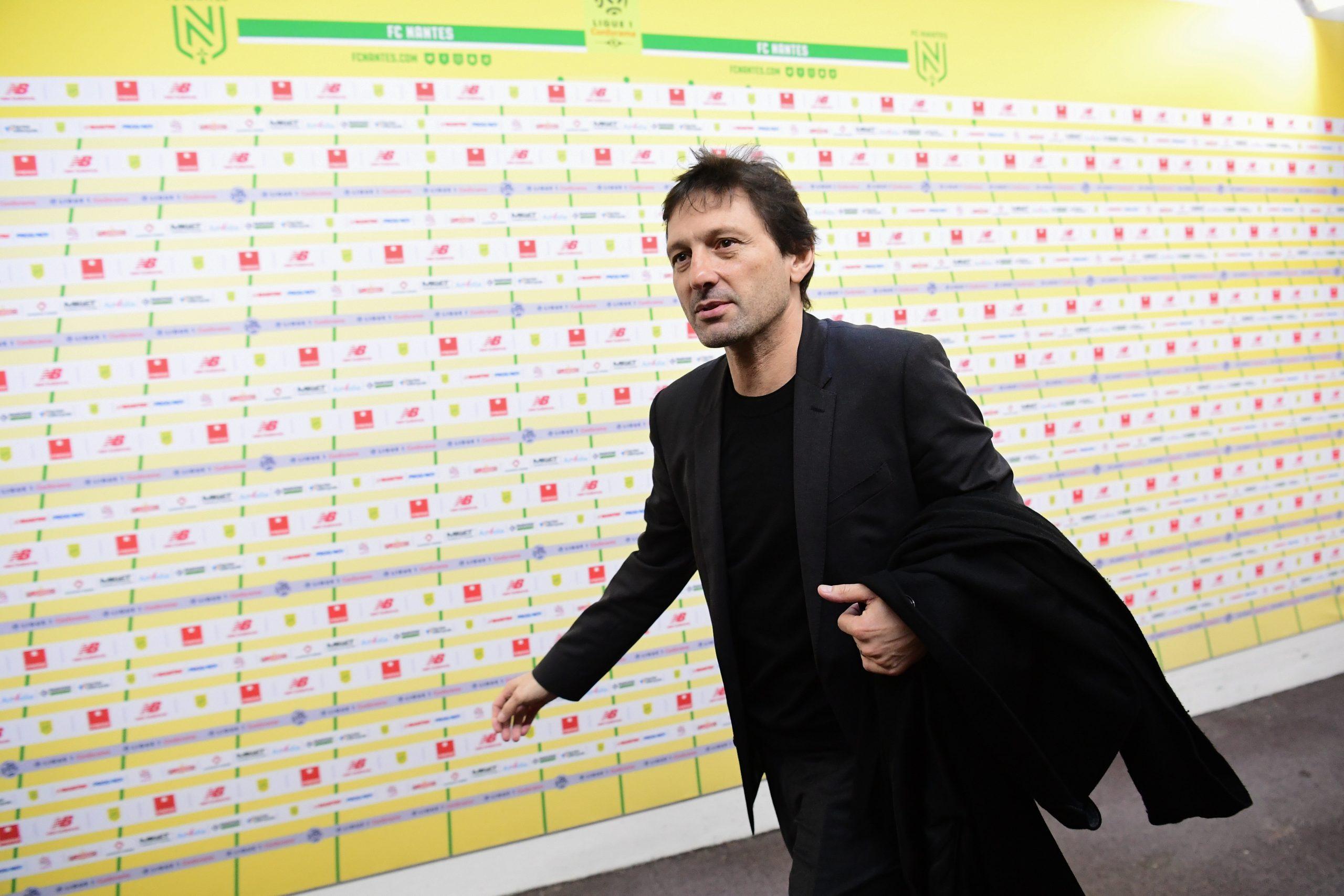 """Leonardo a """"rappelé à l'ordre"""" les joueurs du PSG après les images de la fête, annonce L'Equipe"""