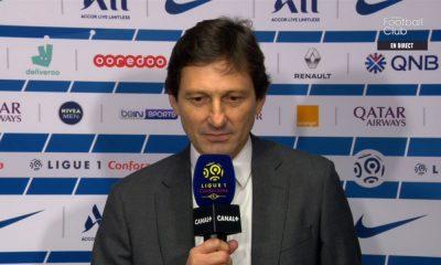 Leonardo monte au créneau pour répondre aux médias à propos de la Ligue des Champions, Neymar et Mbappé