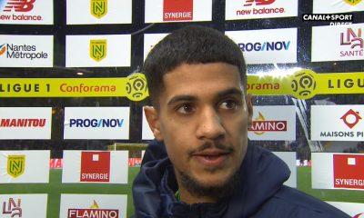 """Nantes/PSG - Blas : """"Ils ont douté sur la fin, c'est le plus important, mais cela n'a pas suffi"""""""