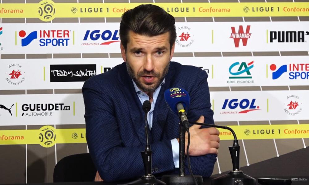 """Amiens/PSG - Elsner est content du point pris après """"un match exceptionnel"""""""