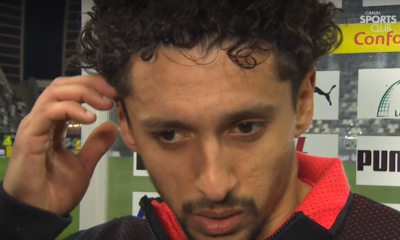 """Amiens/PSG - Marquinhos """"place à la Champions League, et il faudra être bien meilleur"""""""