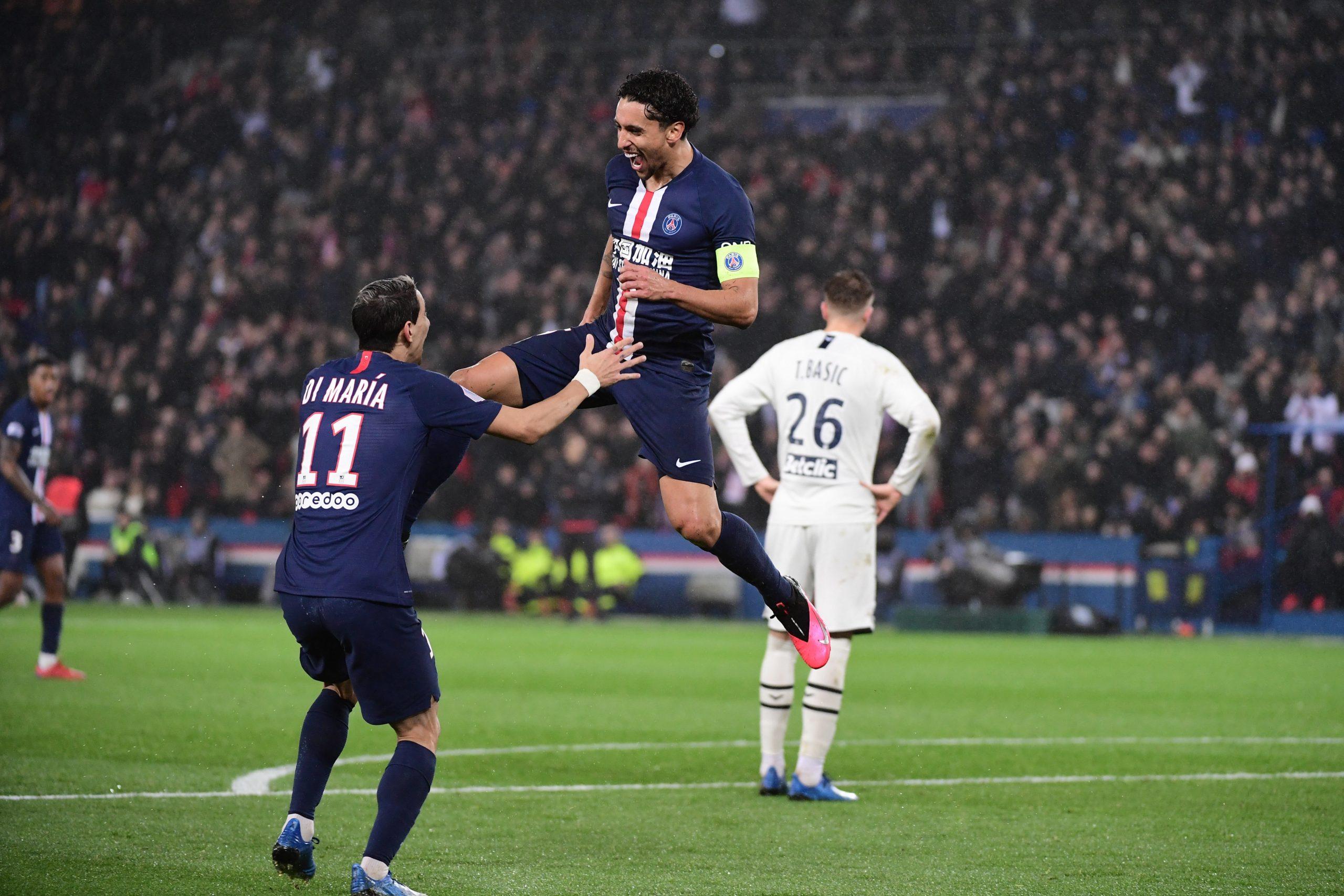 Ligue 1 - 3 joueurs du PSG dans l'équipe-type de la 26e journée de L'Equipe