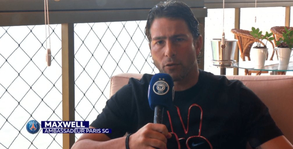 Maxwell évoque le potentiel de Mbappé et la possibilité de rester longtemps au PSG