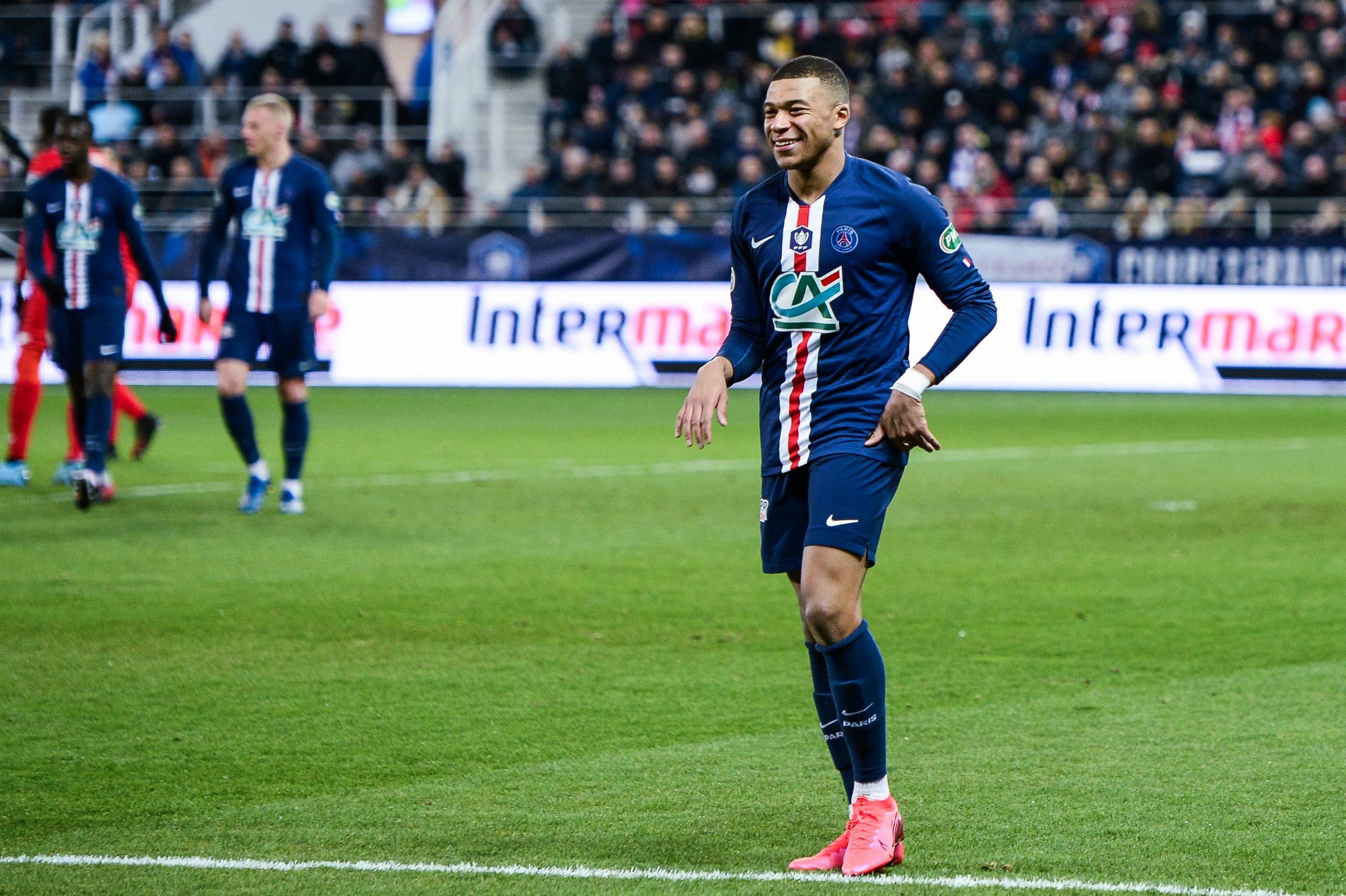 Le Graët colle une énorme pression sur Paris pour Mbappé — PSG