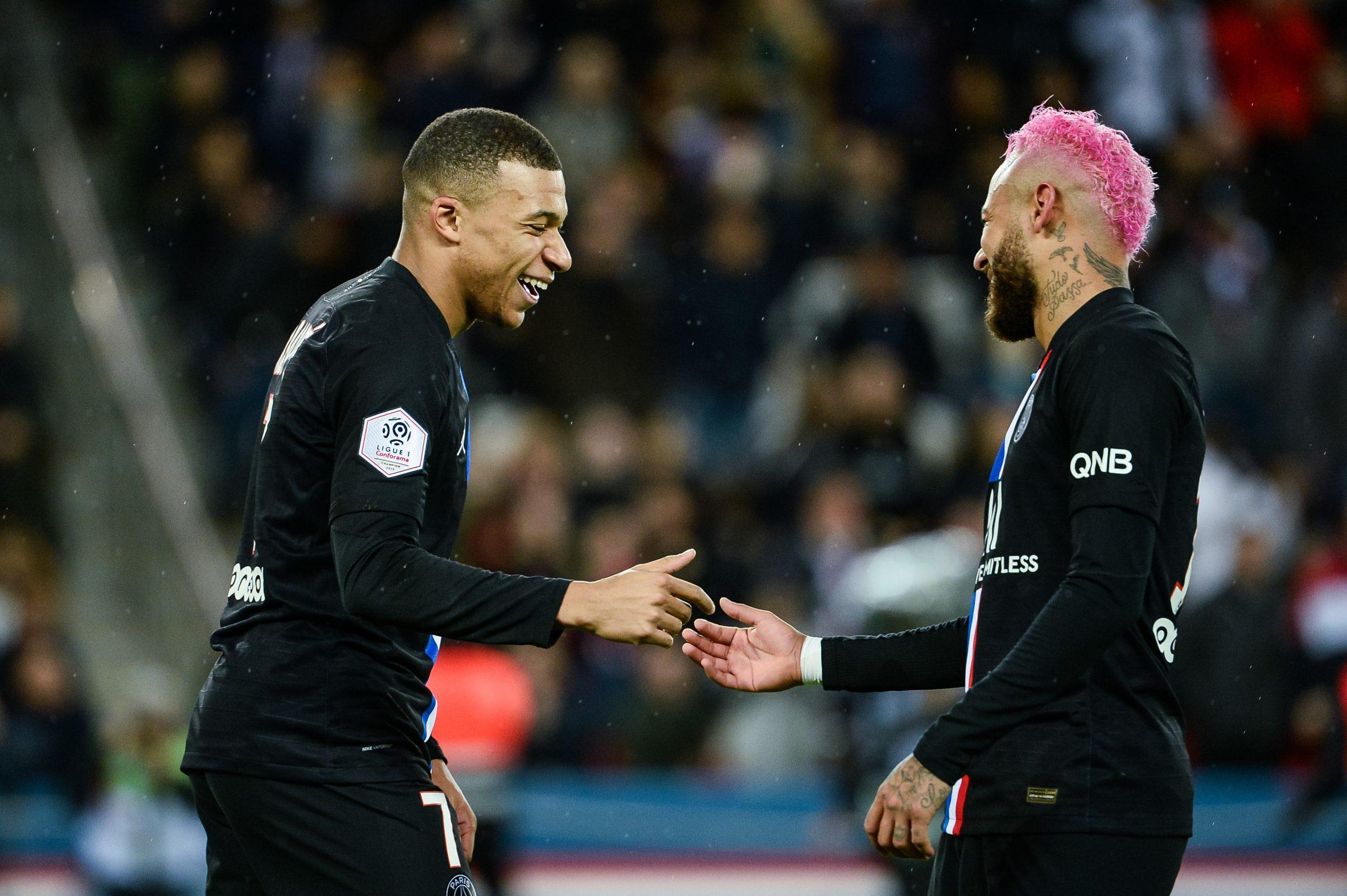 Nantes/PSG - Le groupe parisien sera sans Neymar, mais avec Mbappé selon RMC Sport