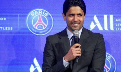 """Nasser Al-Khelaïfi répond qu'il est """"libéré de tout soupçon de corruption"""""""