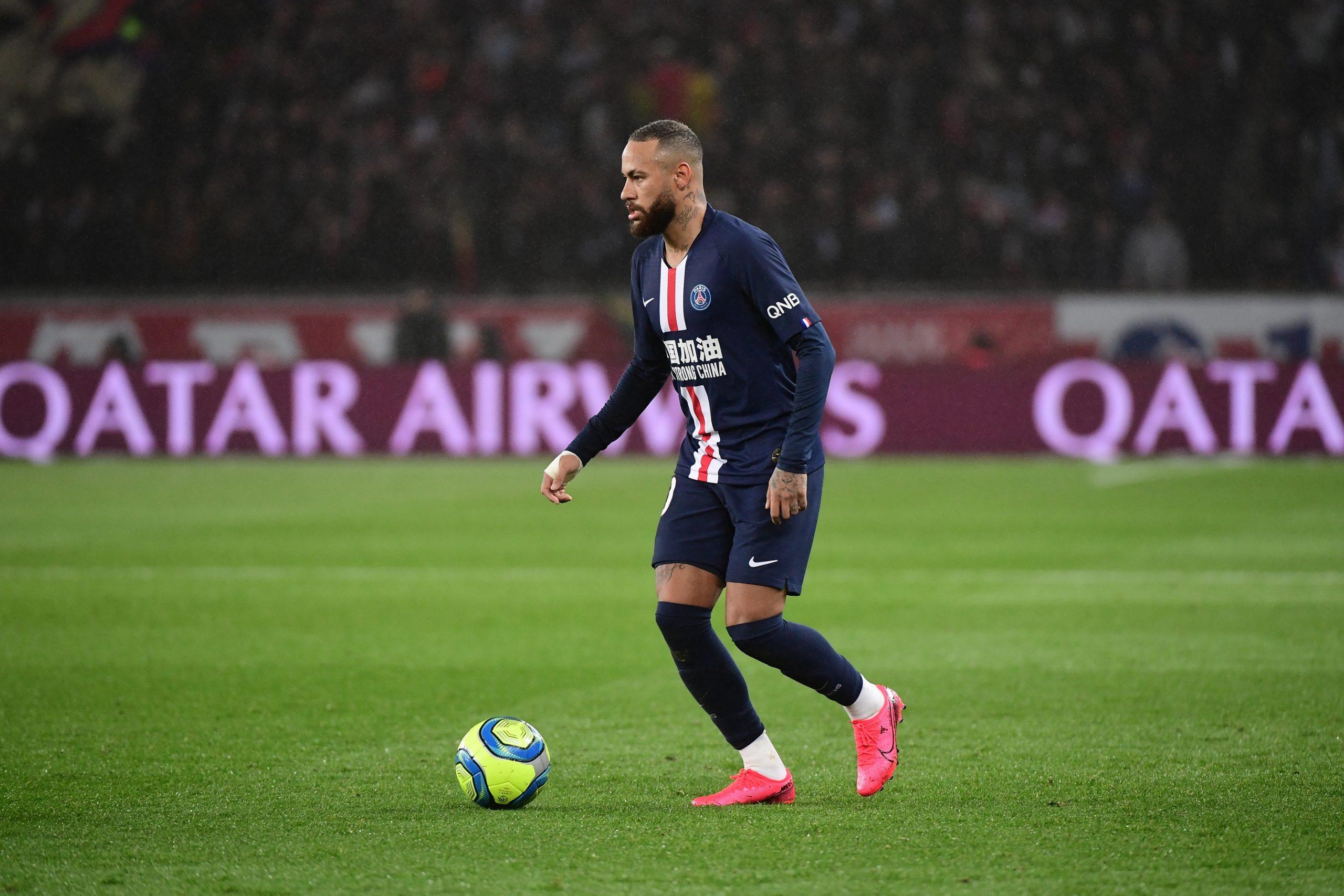 """Neymar a """"refusé de s'entraîner"""" au lendemain de la victoire contre Dijon, selon L'Equipe"""