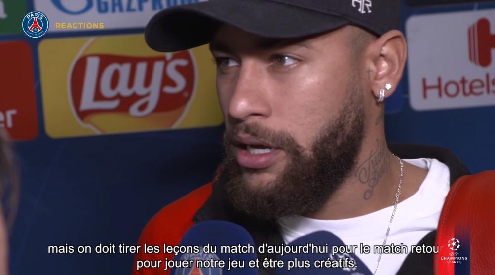 Dortmund/PSG - Neymar évoque le retour avec optimisme