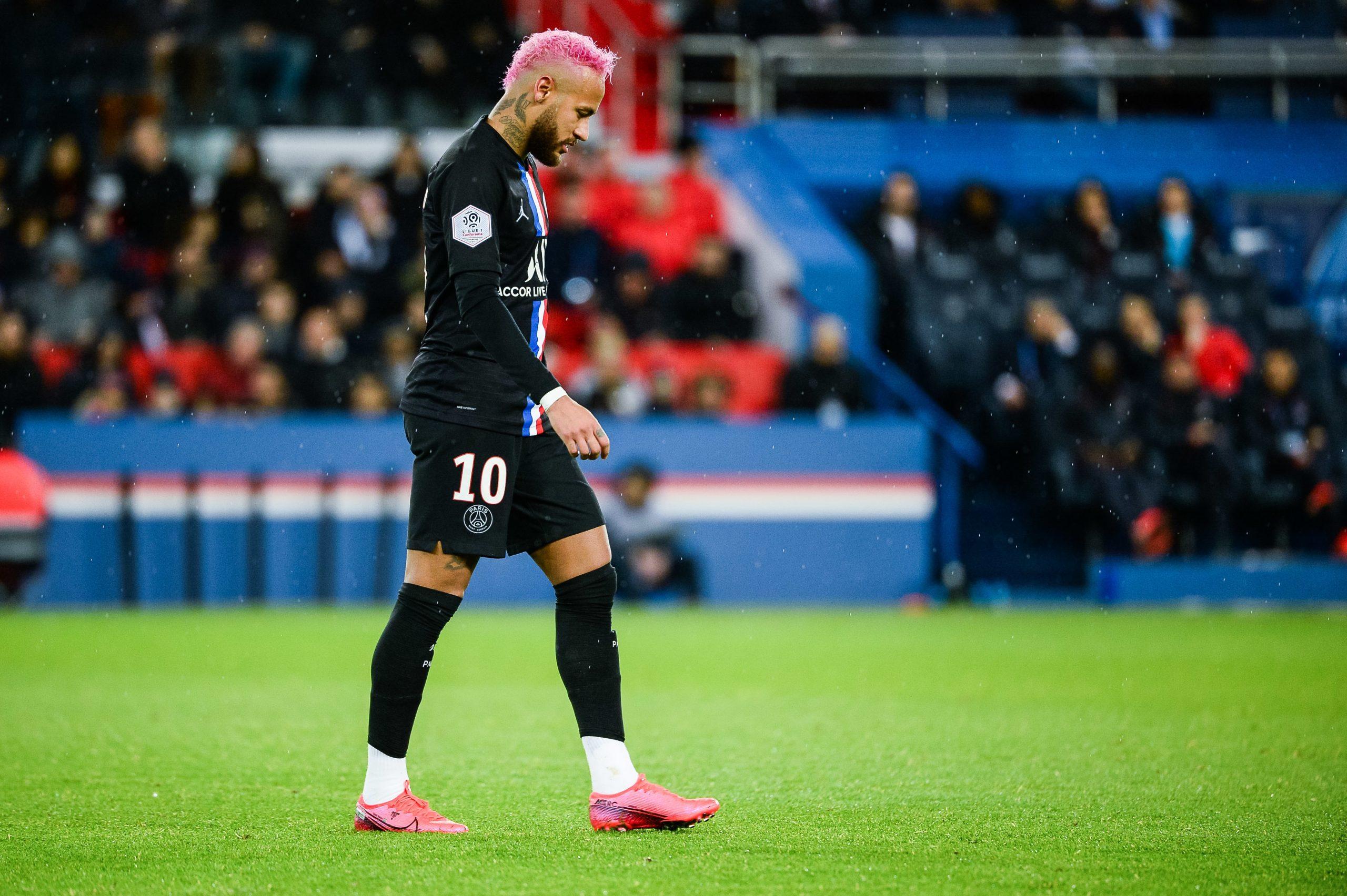 Le Parisien fait le point sur la blessure de Neymar un l'éventuel retour contre Lyon