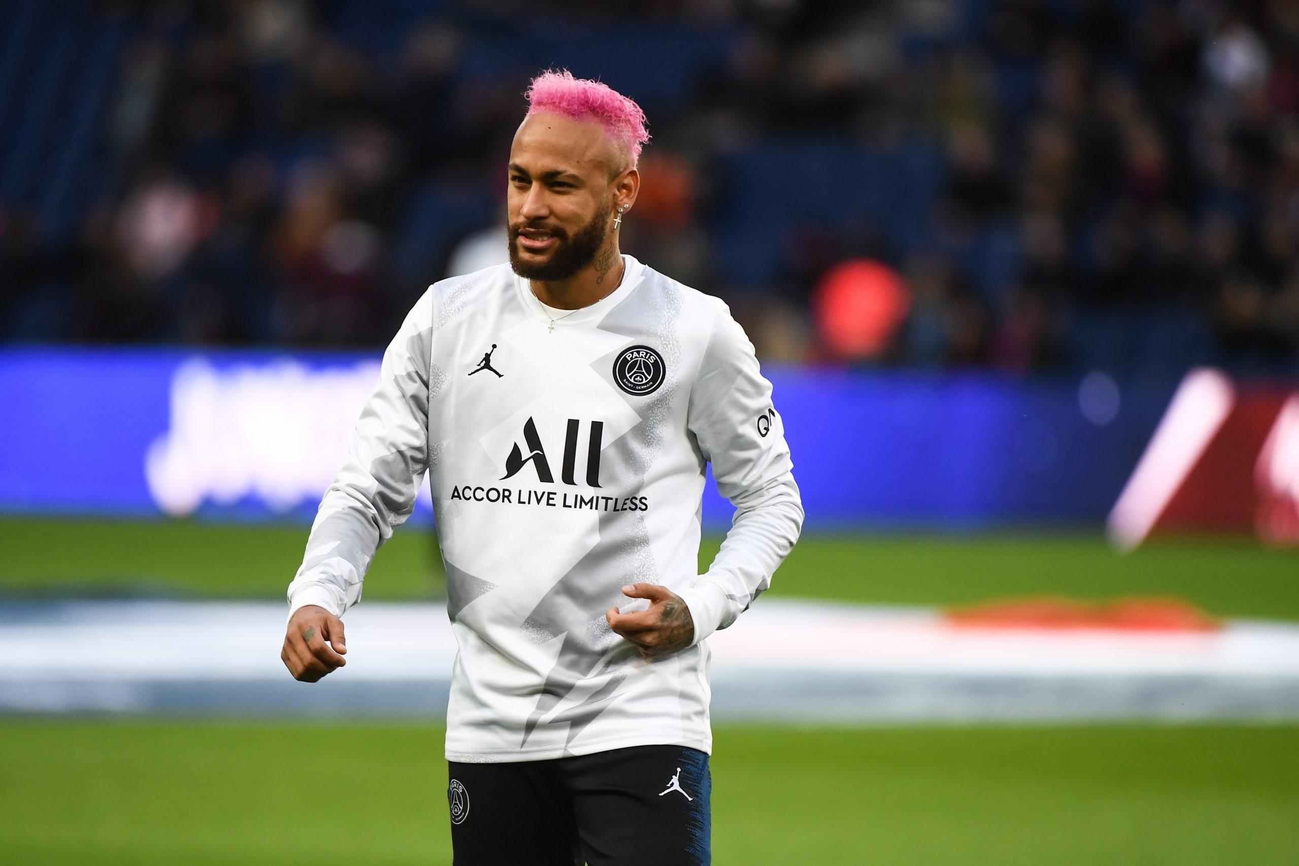 RMC Sport fait un point sur le possible retour de Neymar avant Dortmund