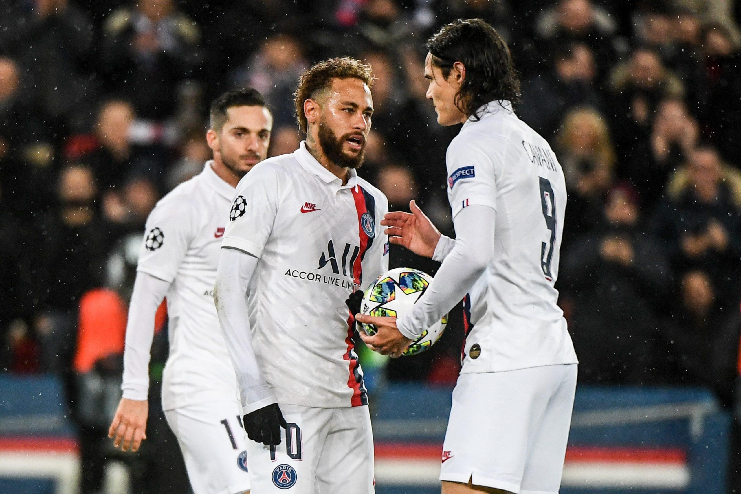 Cavani et Neymar ont de nos jours une très bonne relation, explique UOL Esporte