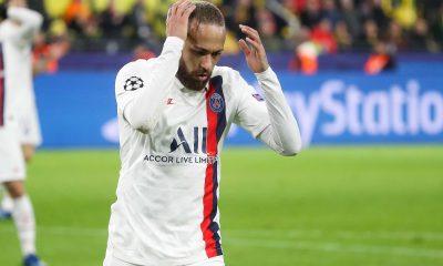 La déclaration de Neymar a été mal vécue au sein du PSG, indique RMC Sport
