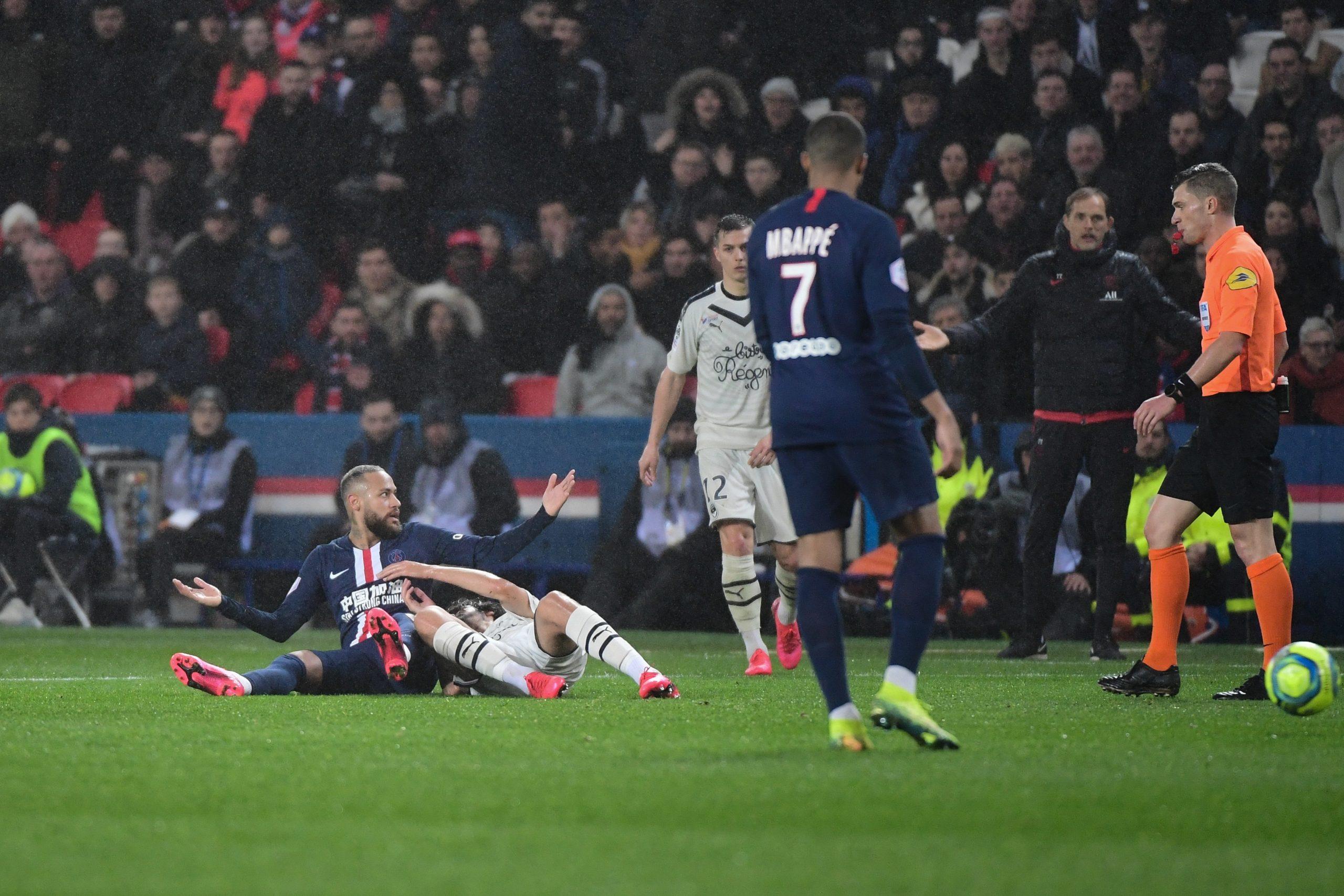 Neymar probablement suspendu pour une seule rencontre, explique Le Parisien