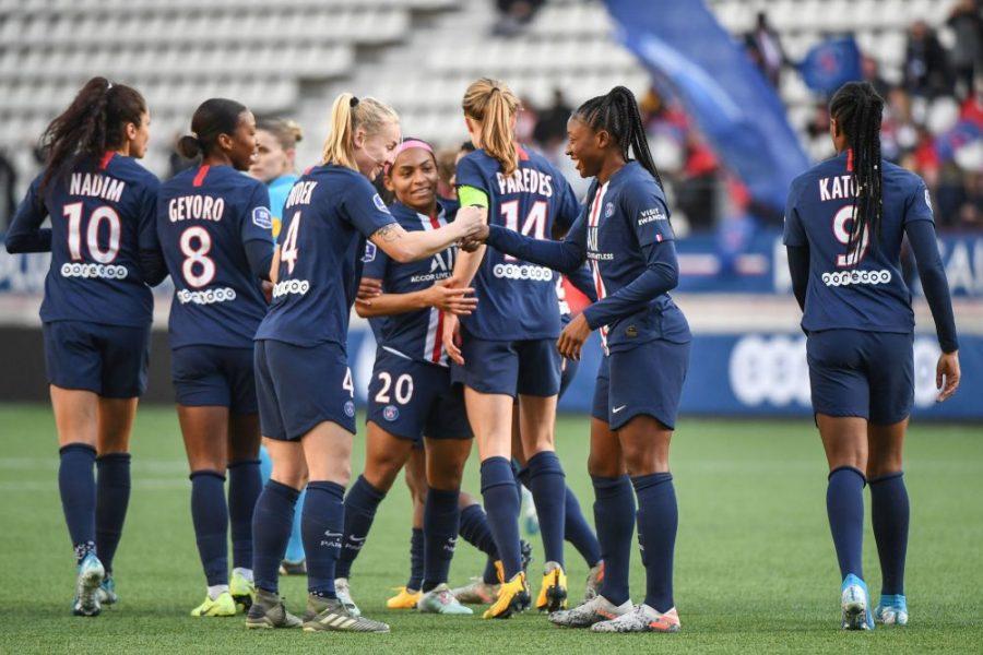 Le PSG répond à l'OL en expliquant que le match des Féminines est maintenu au 14 mars