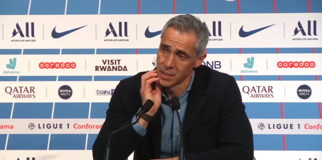 PSG/Bordeaux - Sousa est satisfait du niveau de son équipe face aux Parisiens