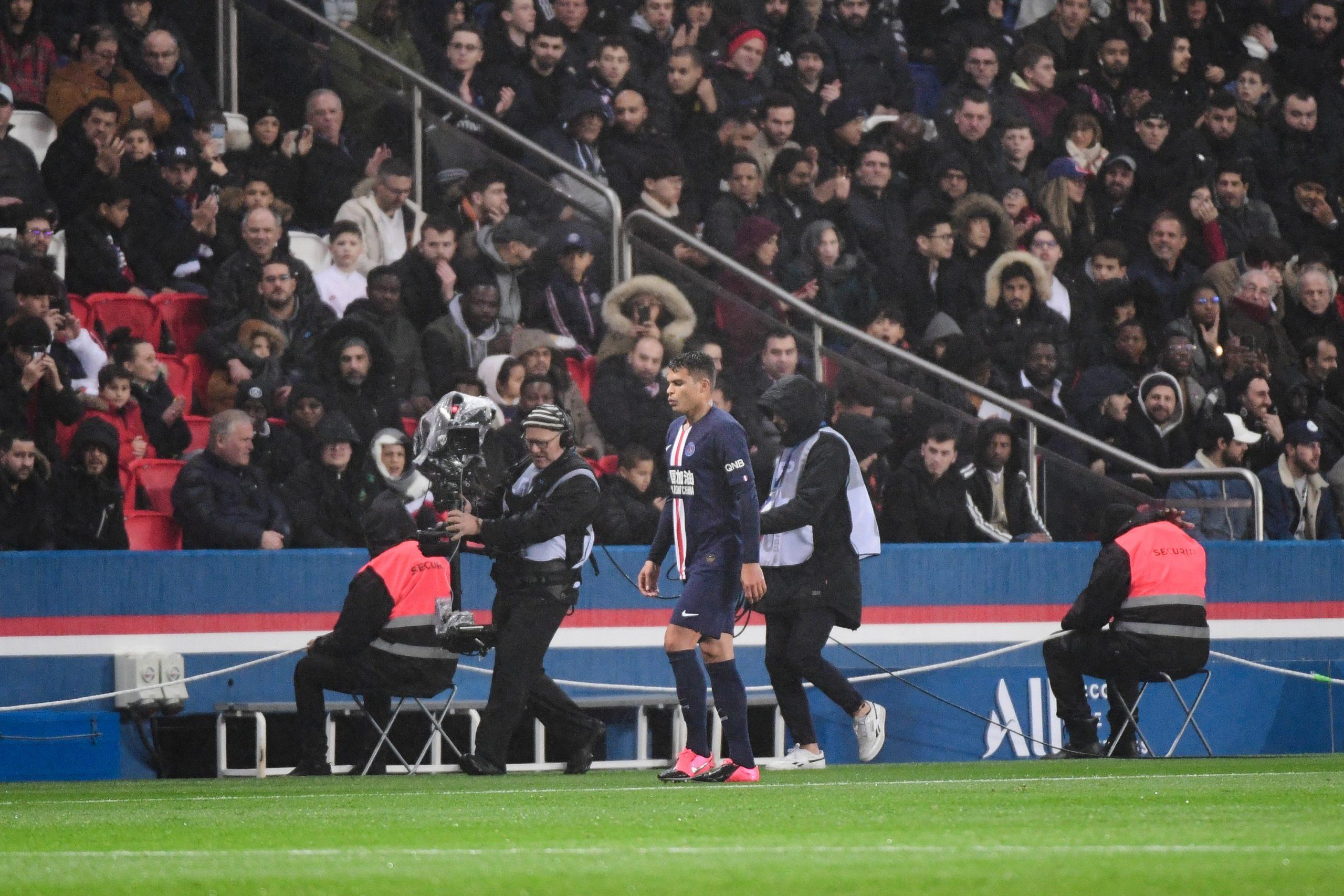 Le PSG donne le détail des blessures de Thiago Silva et Herrera, forfaits face à Dortmund
