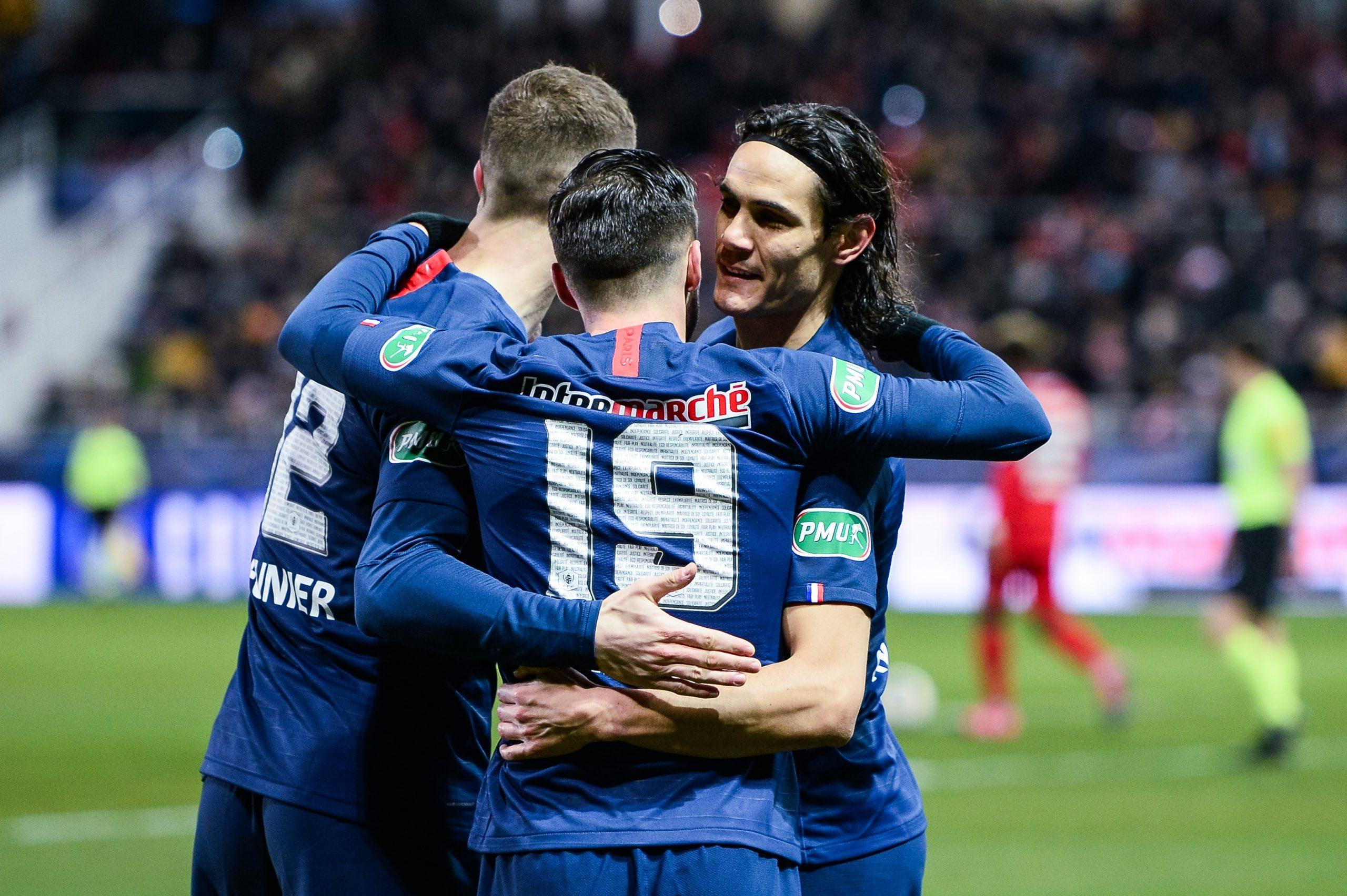 Dijon/PSG - Les notes des Parisiens dans la presse : Sarabia homme du match, 3 joueurs en difficulté
