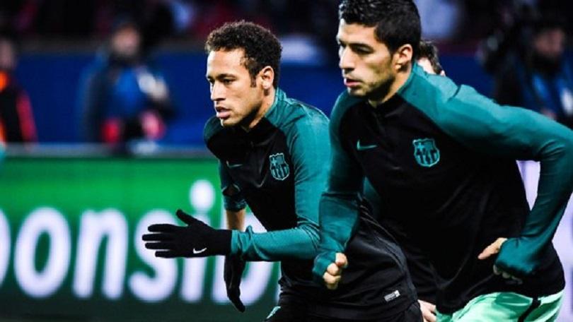 International : Barça : Suarez évoque à nouveau un éventuel retour de Neymar
